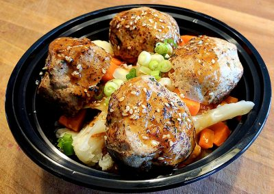 teriyake-sriracha-turkey-meatball